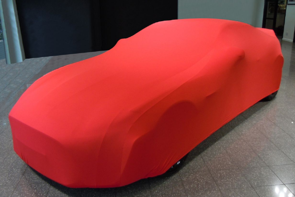 Super Soft Indoor Car Cover